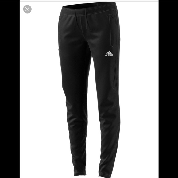 adidas Pants | Brand Nwt Womens Tiro 17 All Black | Poshmark